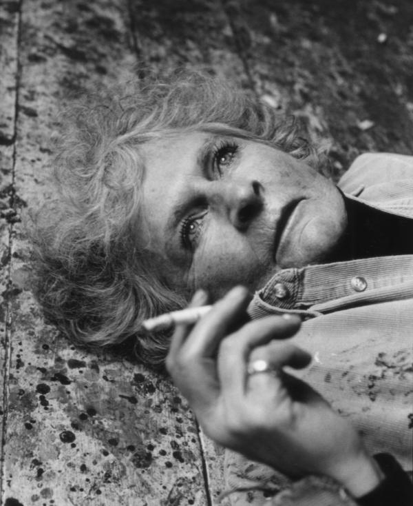 Tate Liverpool: Maggi Hambling Talk
