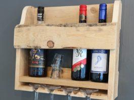 Make. North Docks: Introduction to Woodwork: Wine Rack