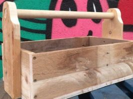 Make. North Docks: An Introduction to Woodwork: Tool Box