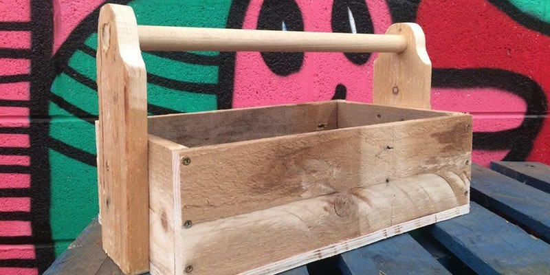 Make. North Docks: Introduction to Woodwork: Tool Box
