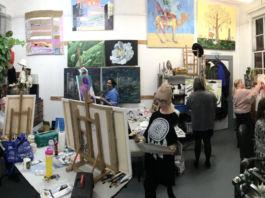 Bridewell Studios: Studio Arts Group Exhibition