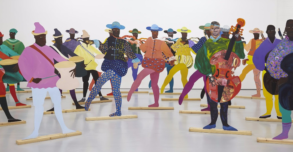 Walker Art Gallery: November Art Club: Lubaina Himid
