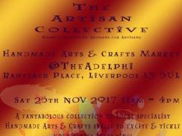 The Adelphi: November handmade arts & crafts market