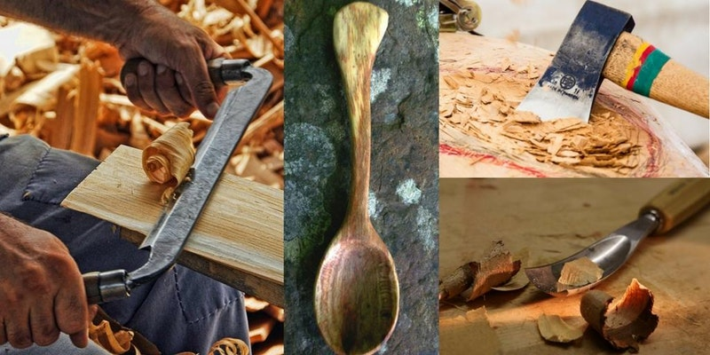 Make. North Docks: Introduction to Green Wood Carving