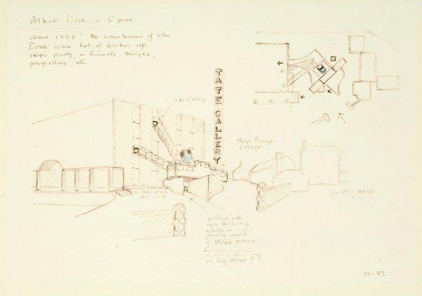 Tate Liverpool: Tate Architecture Studio