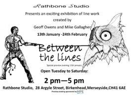 Rathbone Studio: Between the Lines