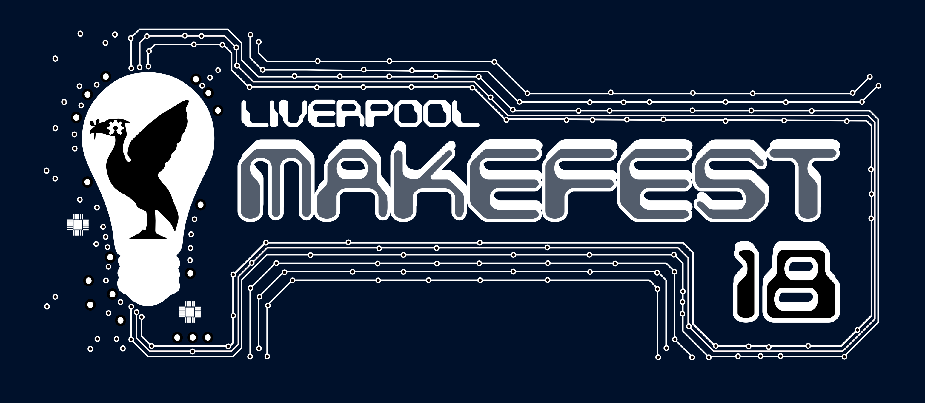 Liverpool Central Library: Liverpool MakeFest 2018