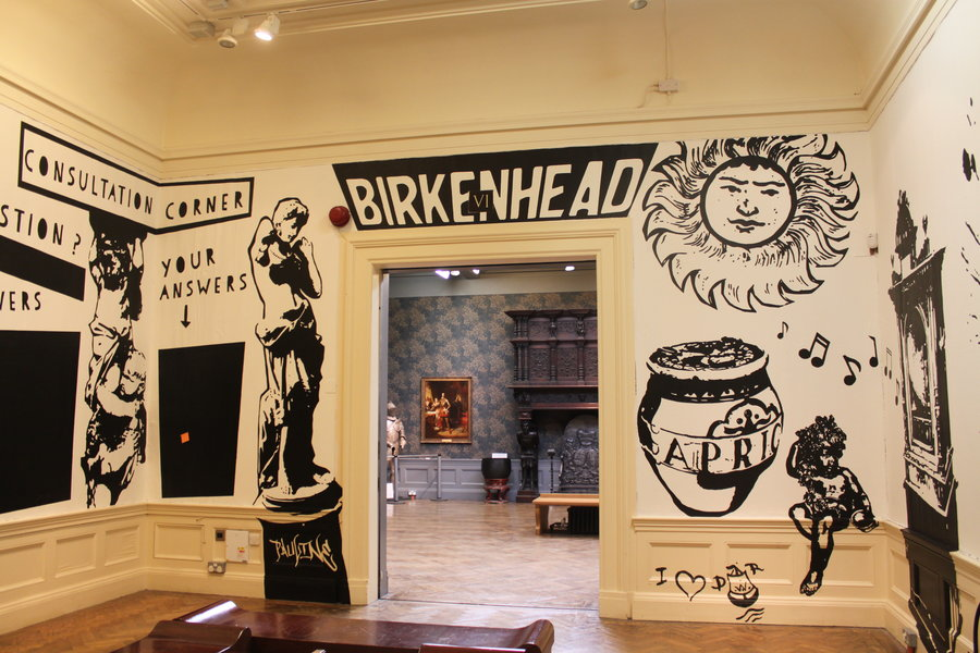 Williamson Art Gallery & Museum: Transformation Station
