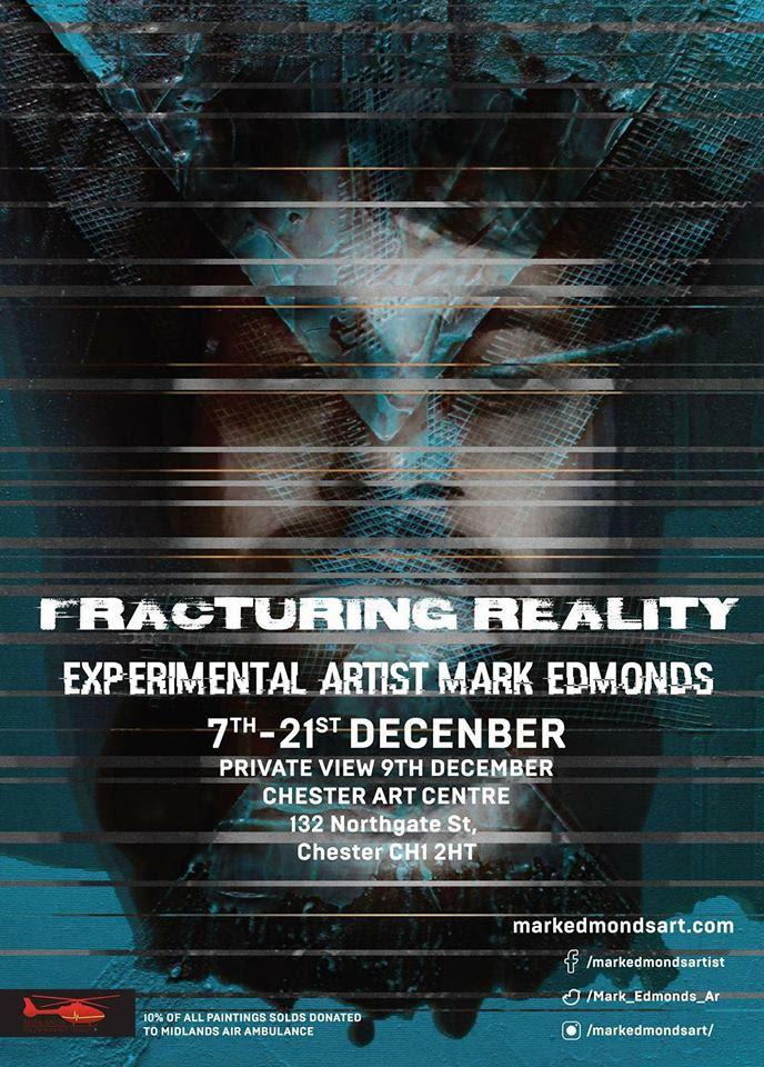 Chester Art Centre: Fracturing Reality, Mark Edmonds