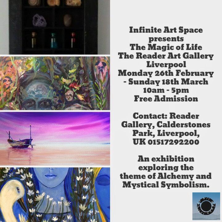 The Reader Gallery: Infinite Art Space