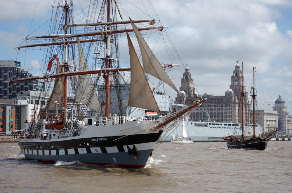 Liverpool 2018: Three Festivals Tall Ships Regatta & The Bordeaux Wine Festival