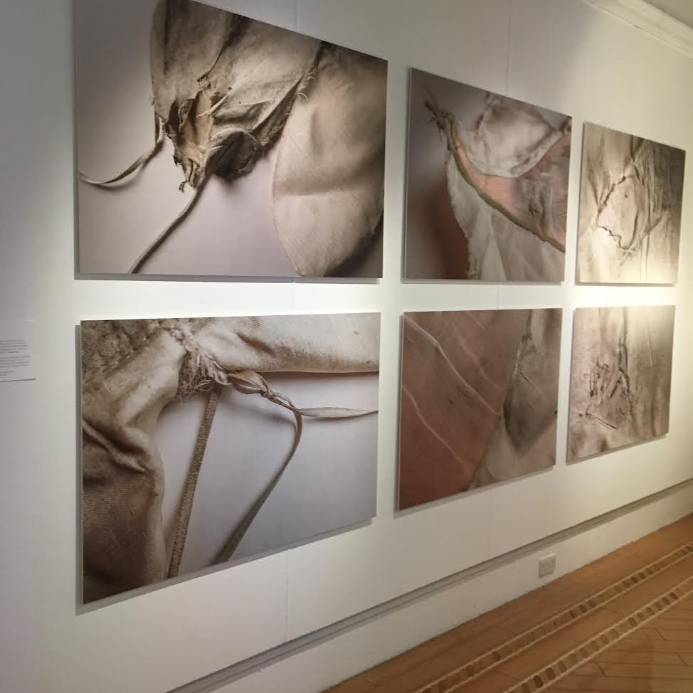 Warrington Museum & Art Gallery: Ellen Sampson Exhibition Tour and Artist Talk: Worn