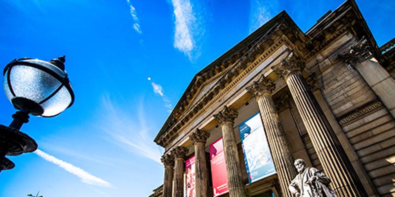 Tate Liverpool: Cultural Destinations Workshop