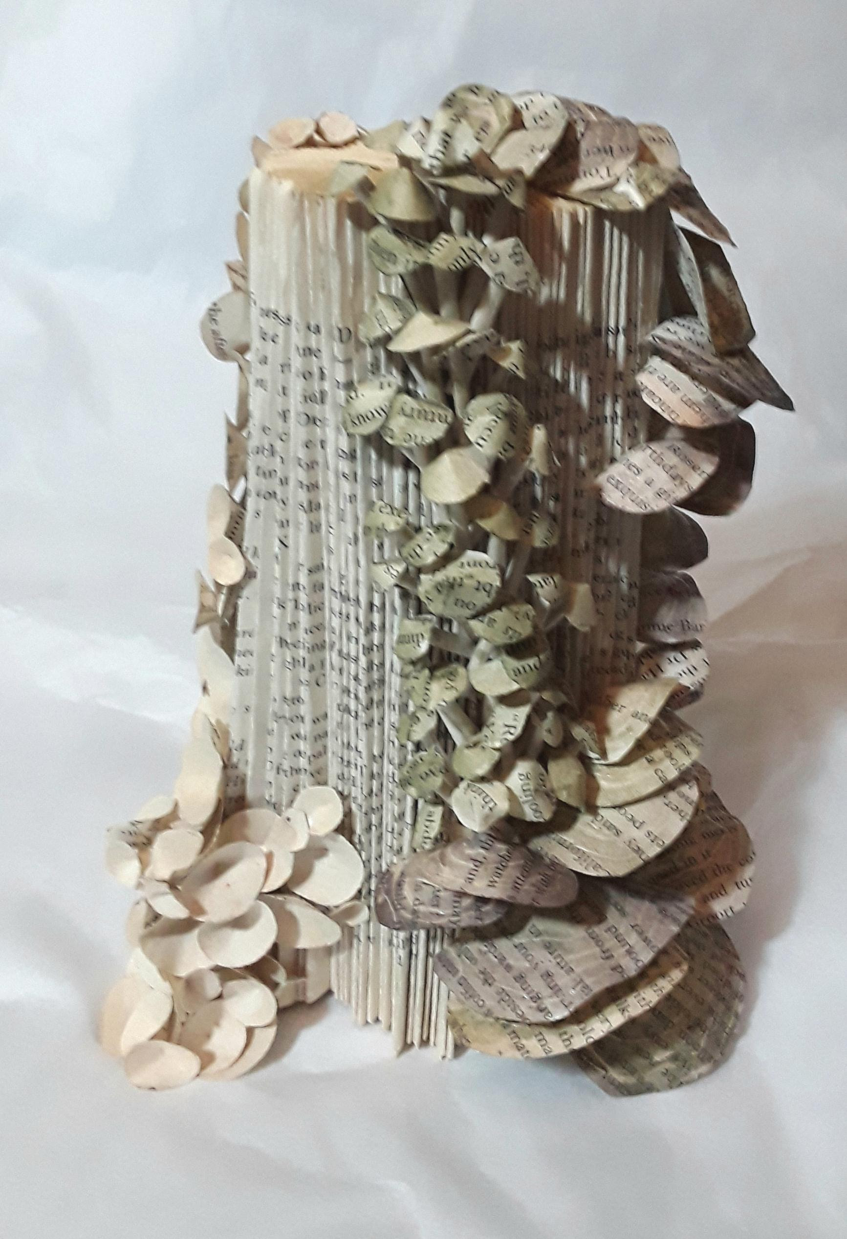 Cass Art: Altered book making workshop withJulie Dodd