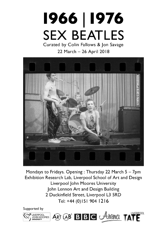 Exhibition Research Lab: 1966|1976: Sex Beatles