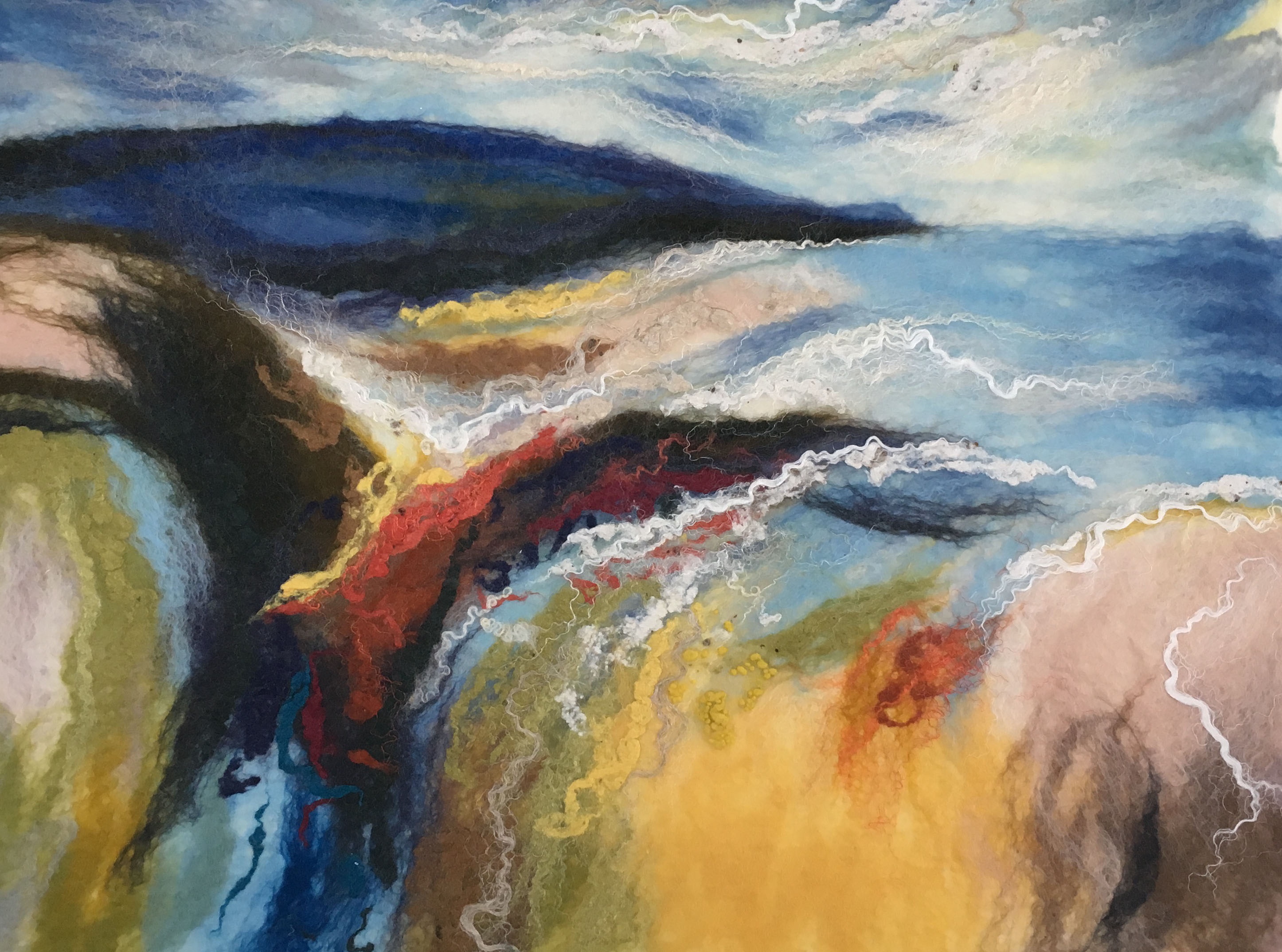 "Staacks: ""Shorelines"", by Elaine Adams"