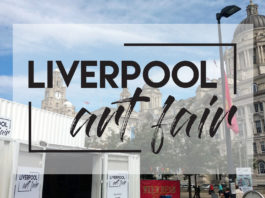 Pier Head: Liverpool Art Fair 2018