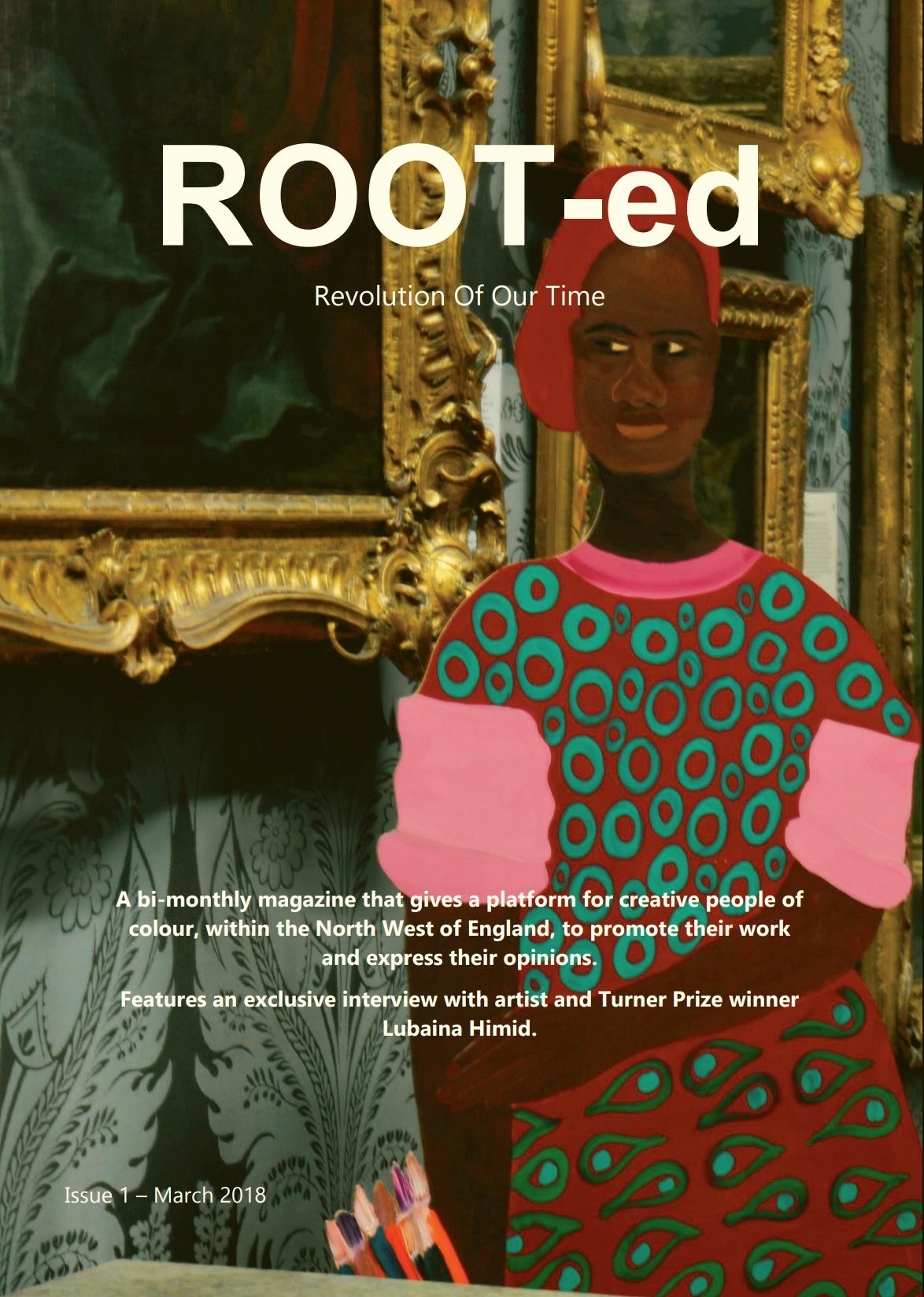 ROOT-ed Zine: issue #1