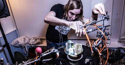 FACT: Graham Dunning: Mechanical Techno Peformance
