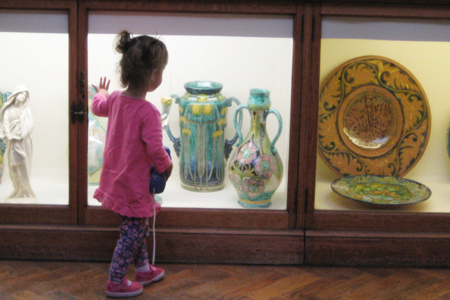 Williamson Art Gallery & Museum: Make and Explore