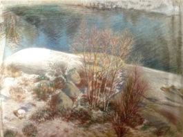 Editions Ltd: Pamela Watling - Drawings and Watercolours