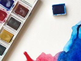 Hope Street Ltd: Watercolour for Beginners