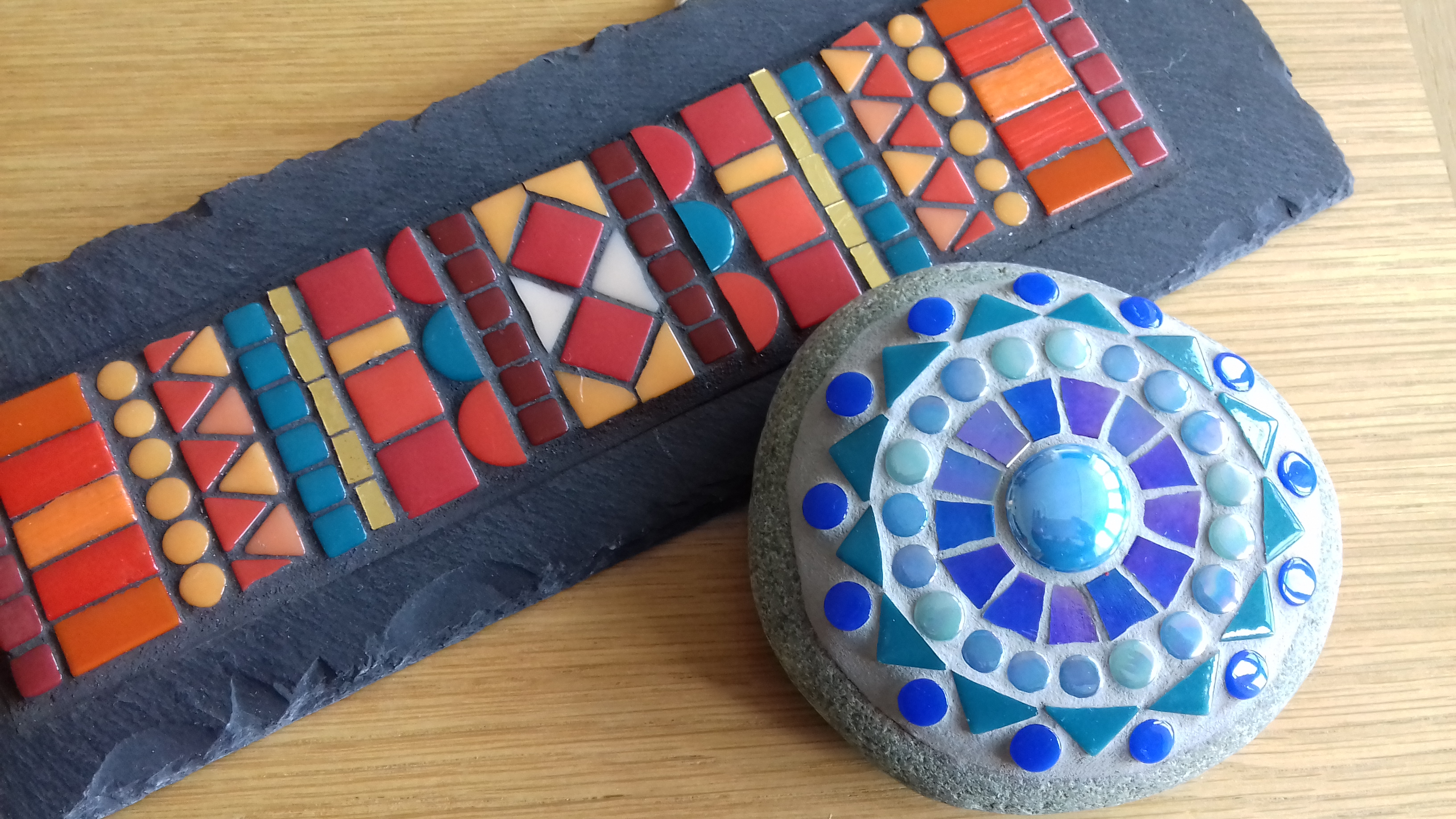 Williamson Art Gallery & Museum: Mosaics for Your Garden – Aleta Doran Mosaics