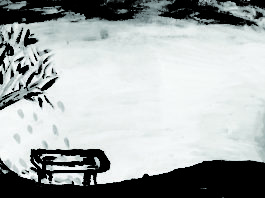 Creative Edge: Transmission Lifelines: Modern Slavery, Freedom and the 'Waiting Place'