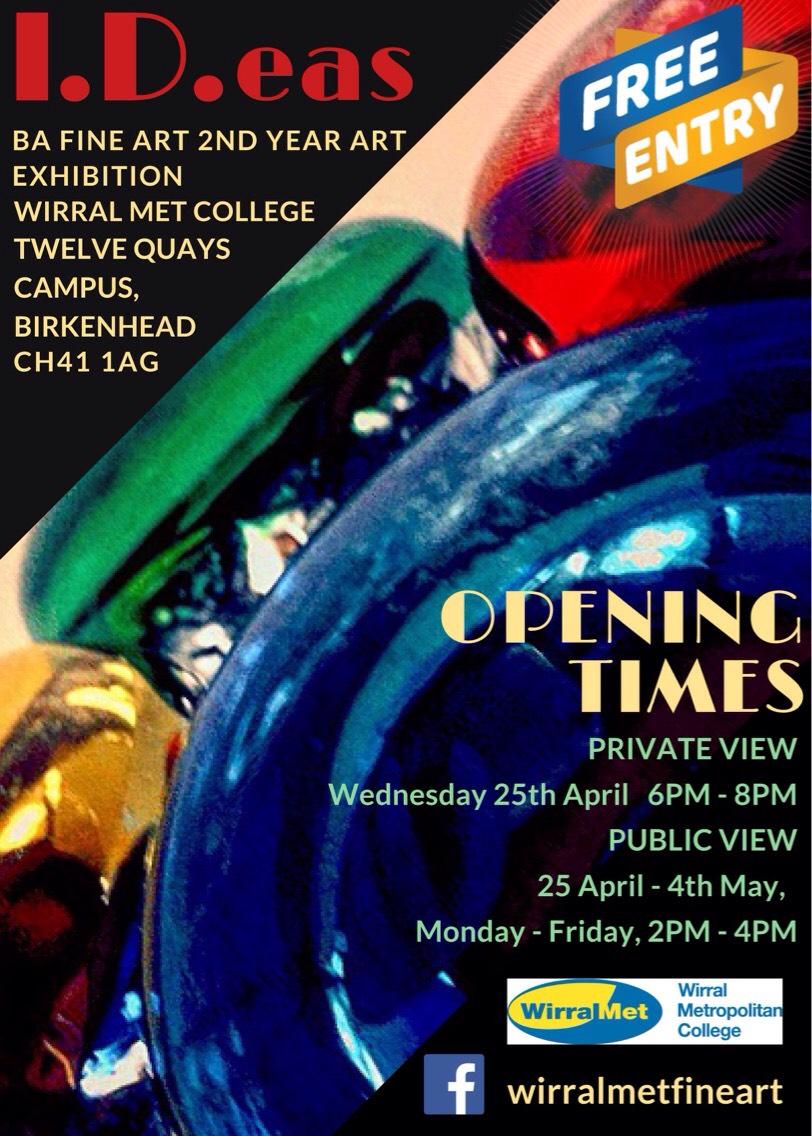 Wirral Met College: Twelve Quays: I.D.eas