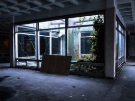 Pilkington Glass HQ: Shouldn't Throw Stones - The View of a Night Watchman
