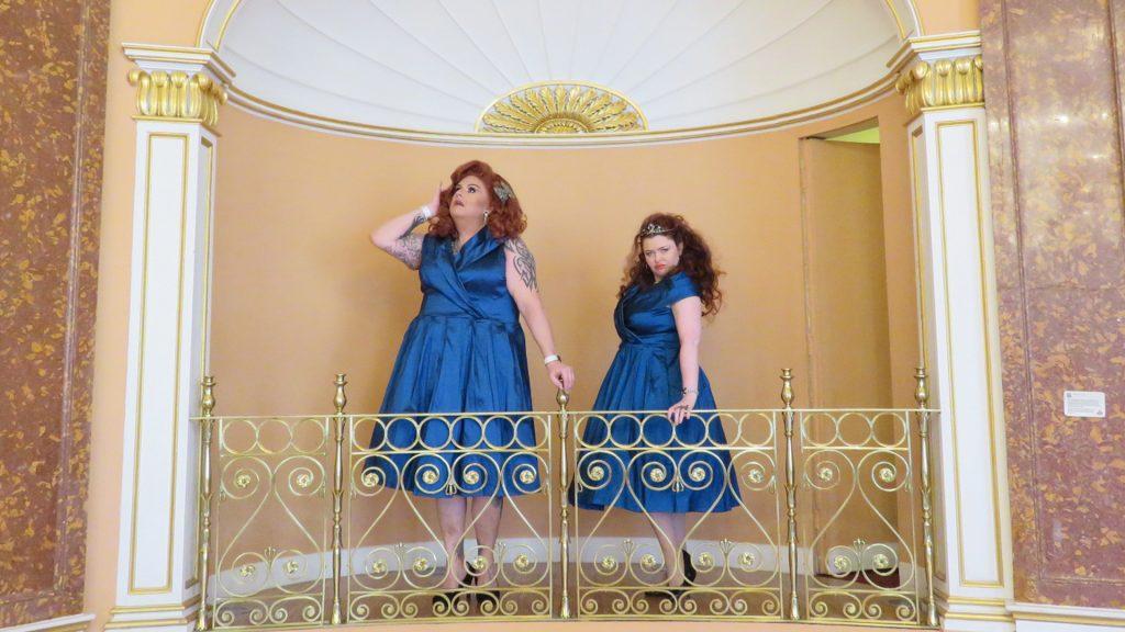 LightNight 2018: Liverpool Town Hall: Double D Divas