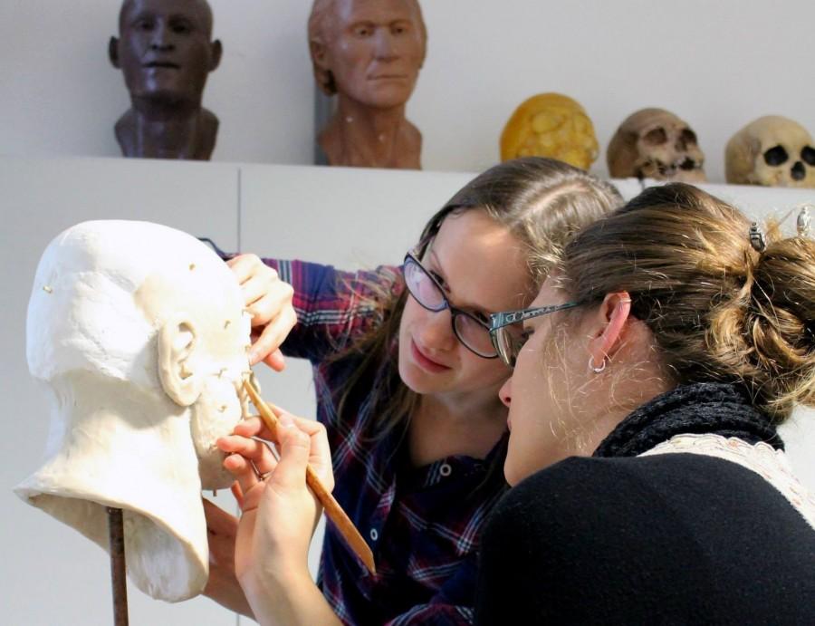 LightNight 2018: LJMU John Lennon Building: Exploring the Human Face