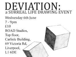 ROAD Studios: Deviation: a Surreal Life Drawing Event