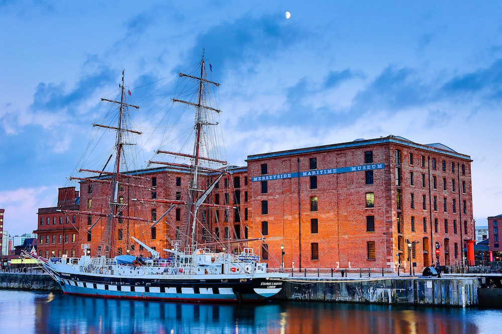LightNight 2018: Merseyside Maritime Museum: Art and the Sea