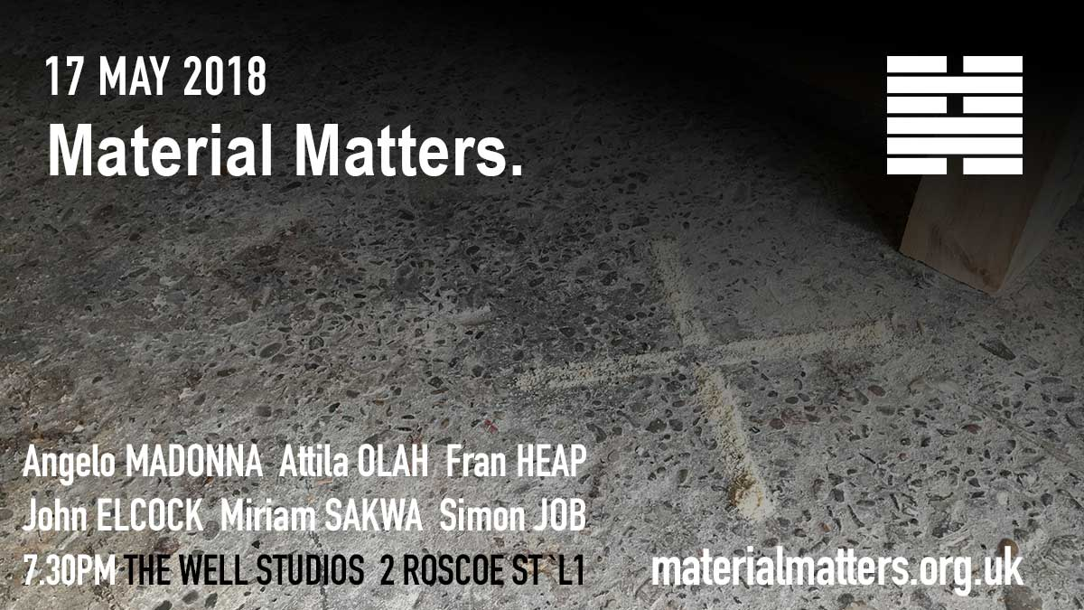 The Well Studios: Material Matters