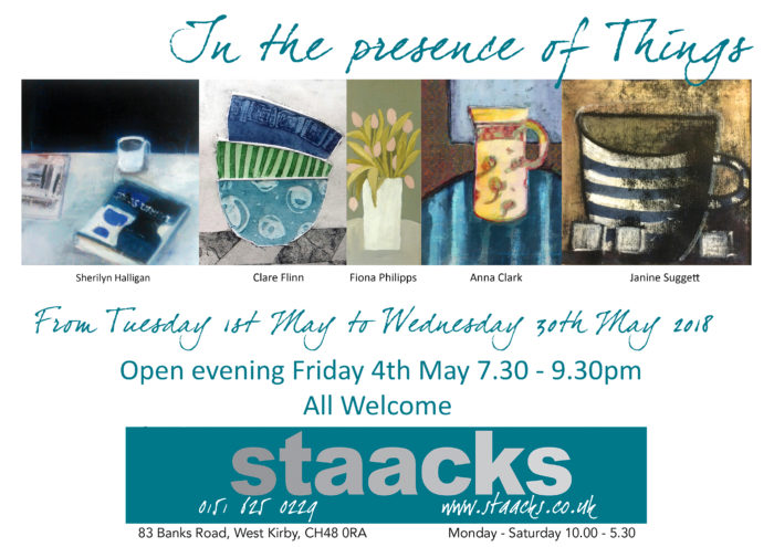 Staacks: In The Presence of Things