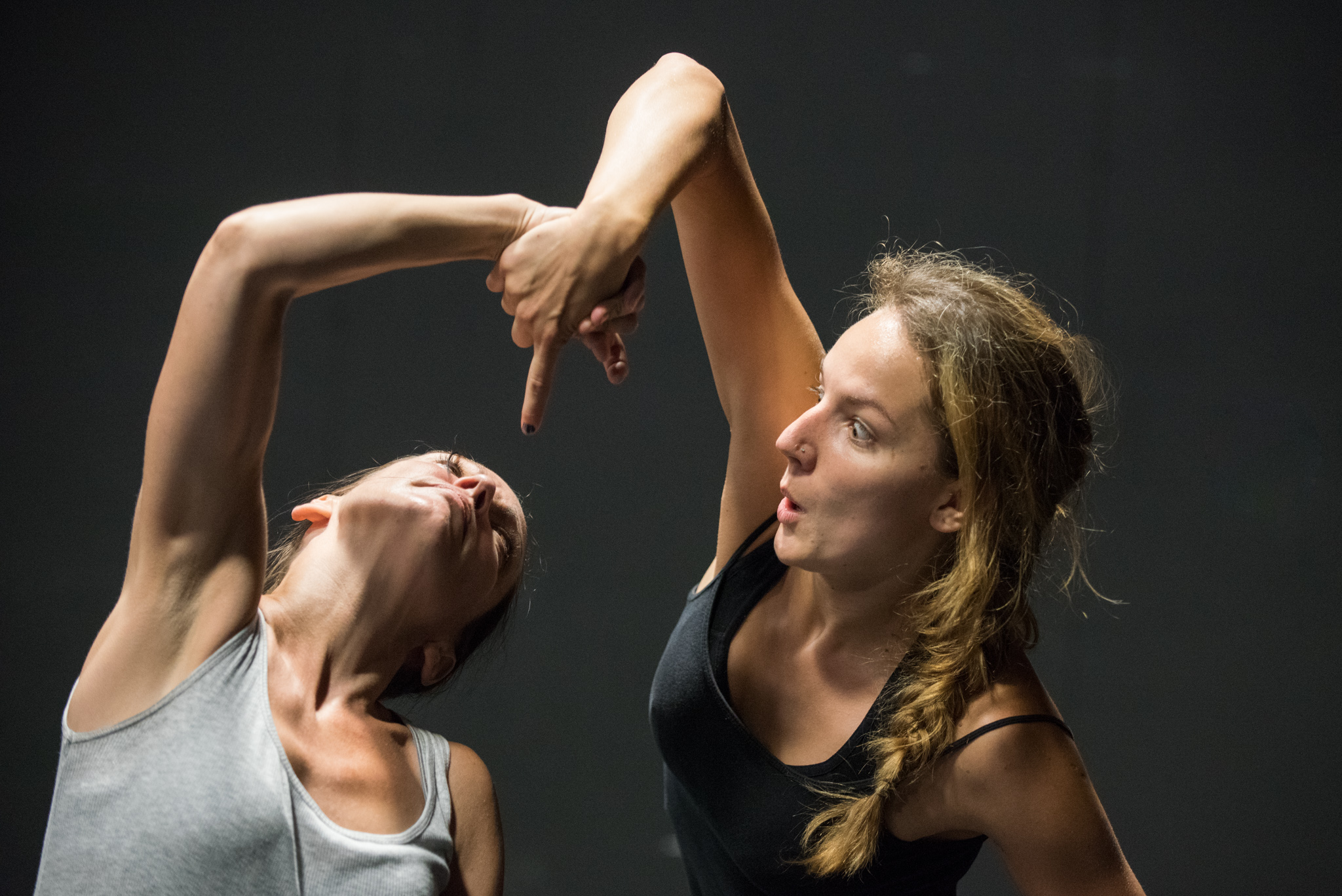Tmesis Theatre: Physical Fest Workshops: Physical theatre & the Playful performer