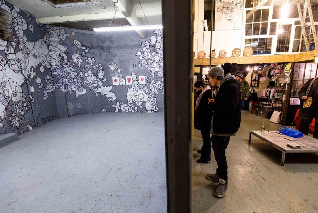 LightNight 2018: Zap Graffiti: Ever Changing