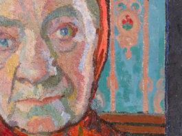 Walker Art Gallery: In the Style Of Harold Gilman