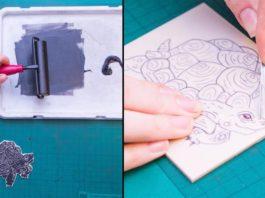 Make. North Docks: Intro to Lino Printing