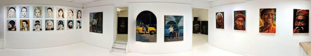 Corke Art Gallery: Portraits Exhibition