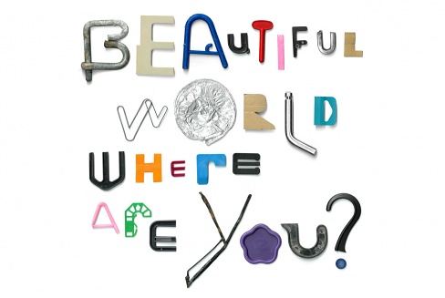 LJMU's Exhibition Research Lab: Liverpool Biennial 2018: Beautiful World Where Are You?