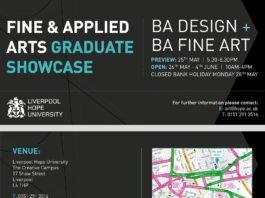 Liverpool Hope University: Fine & Applied Art: Graduate Showcase