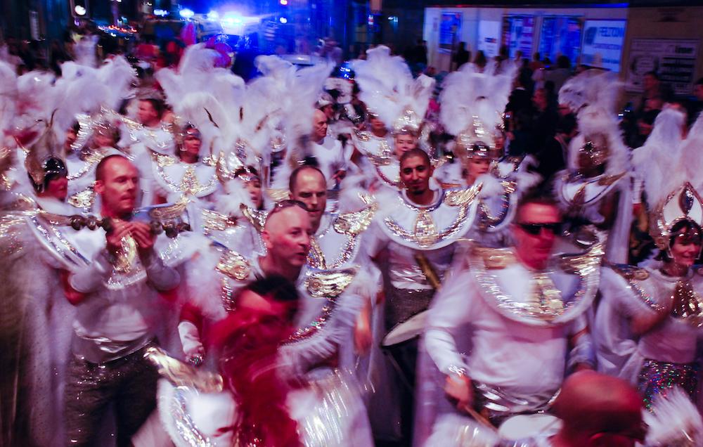 Merseyside Maritime Museum: LightNight: Brazilica Samba Showcase