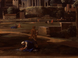 Walker Art Gallery: In The Style of Nicolas Poussin