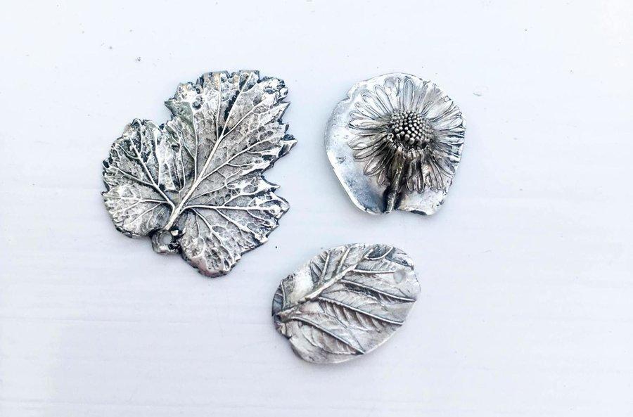 Williamson Art Gallery & Museum: Metal Clay Workshop