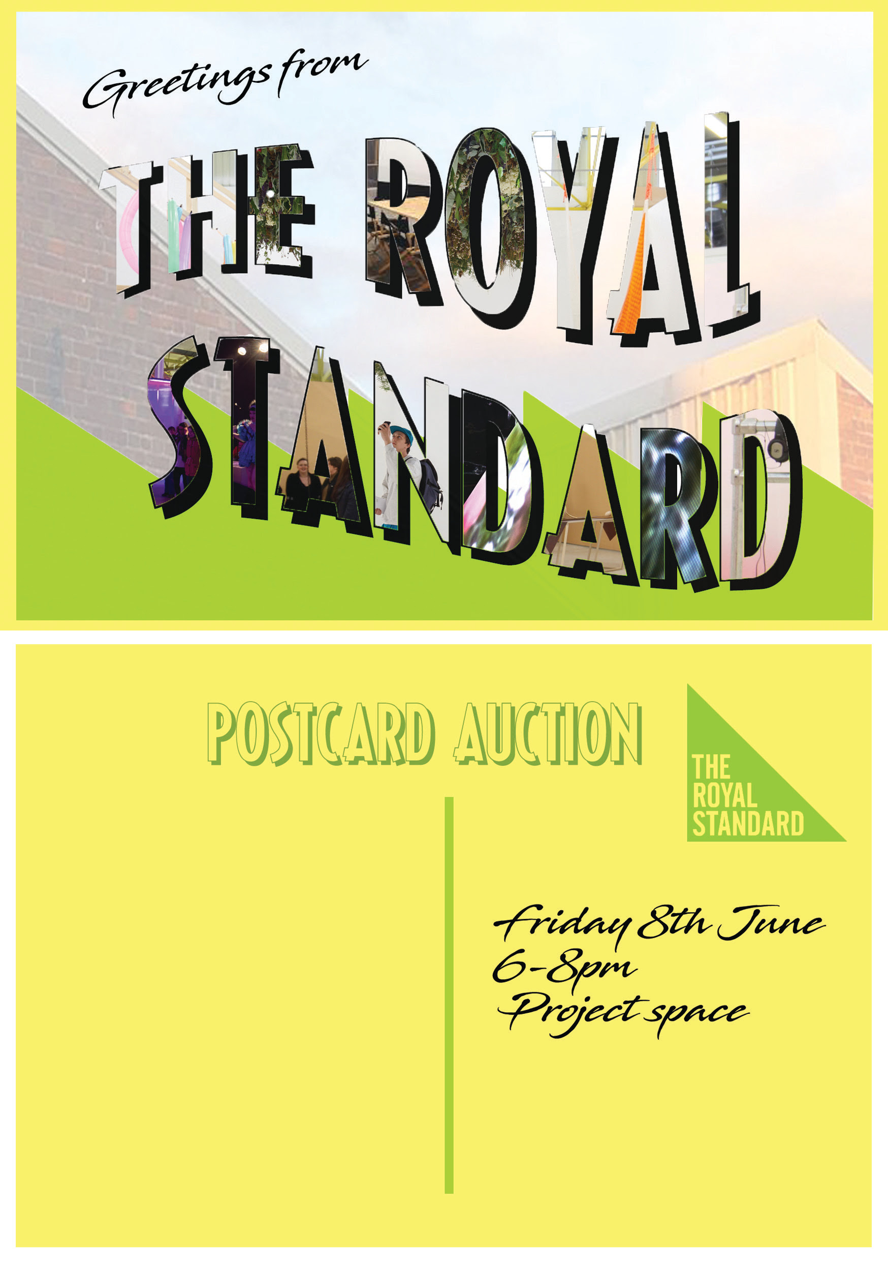 The Royal Standard: Postcard Auction