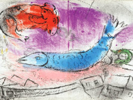 Chester Art Centre: Marc Chagall   Original Lithographs and Etchings