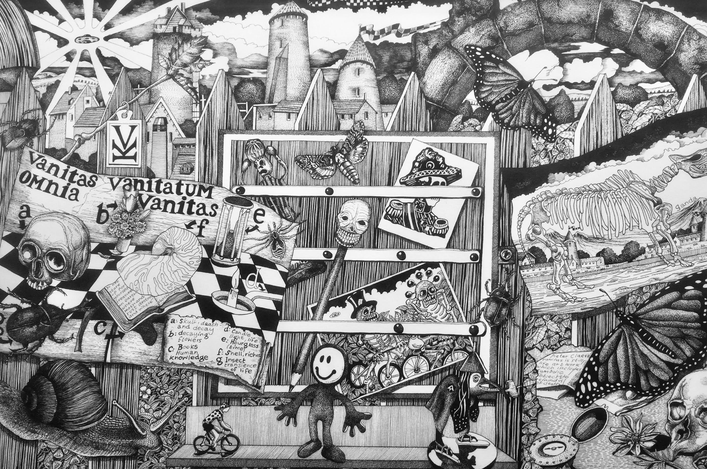 Cass Art: Vincent Kelly
