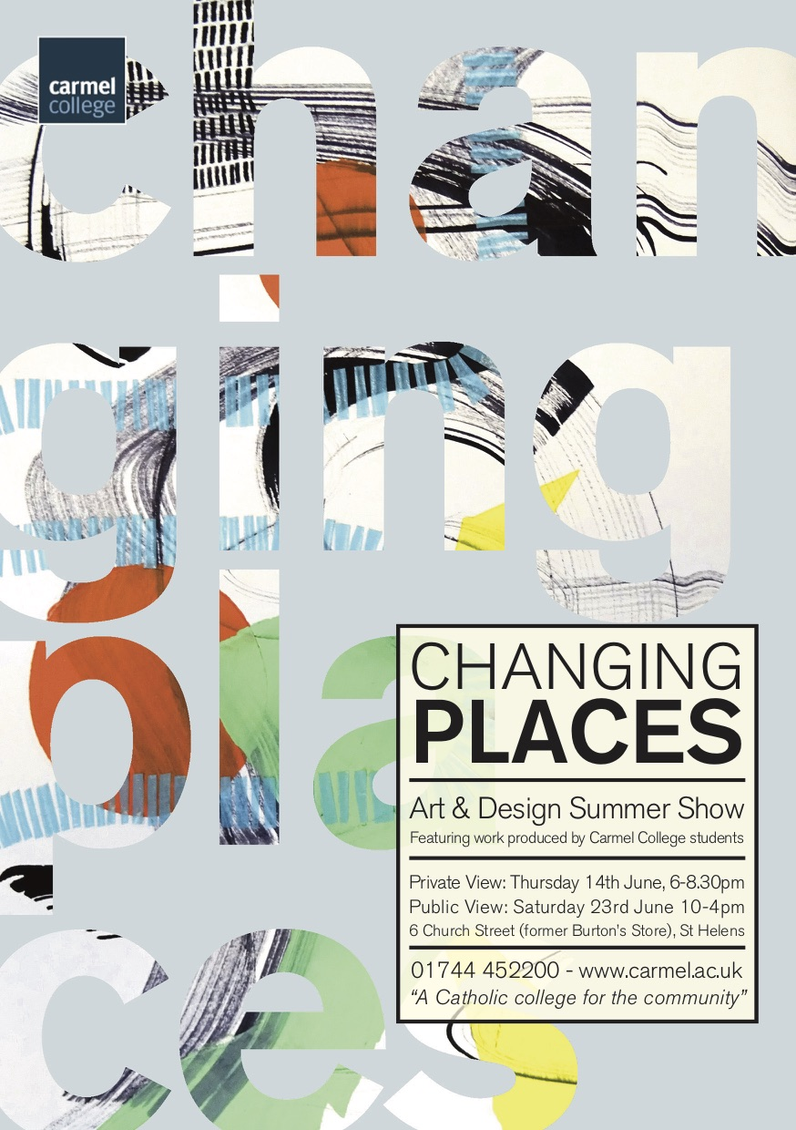 Burton, St Helens: Carmel College: Changing Places